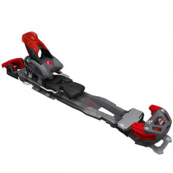 FIXATION HEAD ADRENALIN 16 BRAKE LONG BLACK / ANTHRACITE / RED