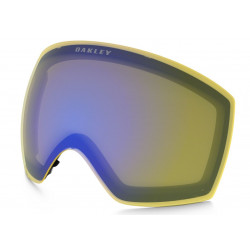 ECRAN DE REMPLACEMENT OAKLEY FLIGHT DECK HI YELLOW