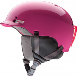 CASQUE SKI SMITH ENFANT GAGE JR BRIGHT PINK
