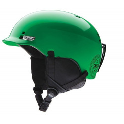 CASQUE SKI SMITH ENFANT GAGE JR NEON GREEN