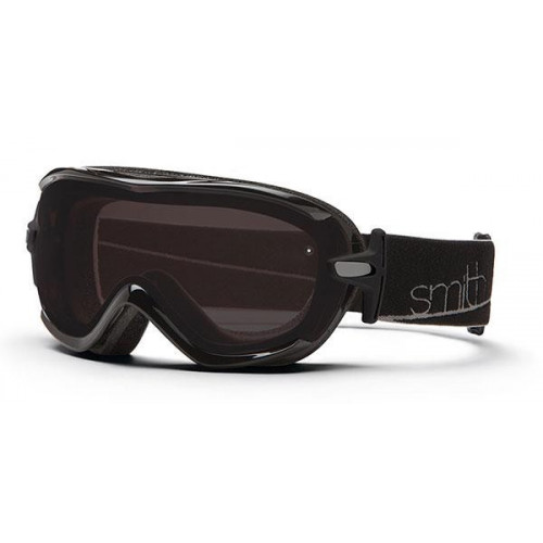 MASQUE DE SKI SMITH VIRTUE BLACK BLACKOUT