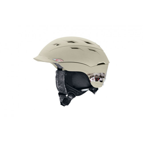 CASQUE SKI SMITH VARIANCE 1CX SAND PROSPECTOR