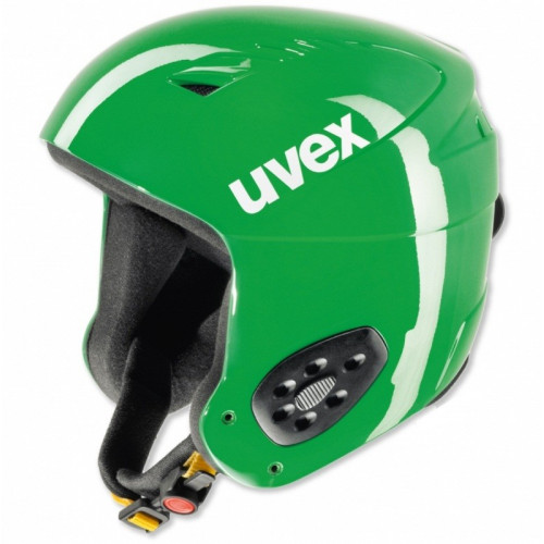 CASQUE DE SKI UVEX WING RC GREEN SHINY