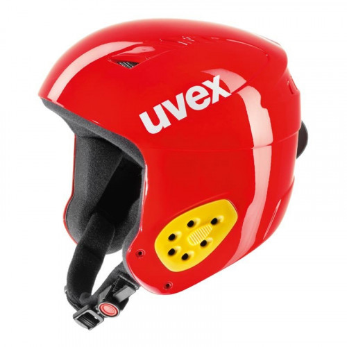 CASQUE DE SKI HOMME UVEX WING RC CHILIRED SHINNY