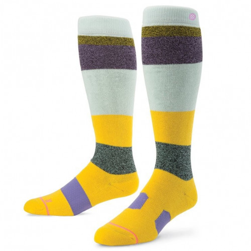 CHAUSSETTES STANCE JUNIOR SIERRA PURPLE