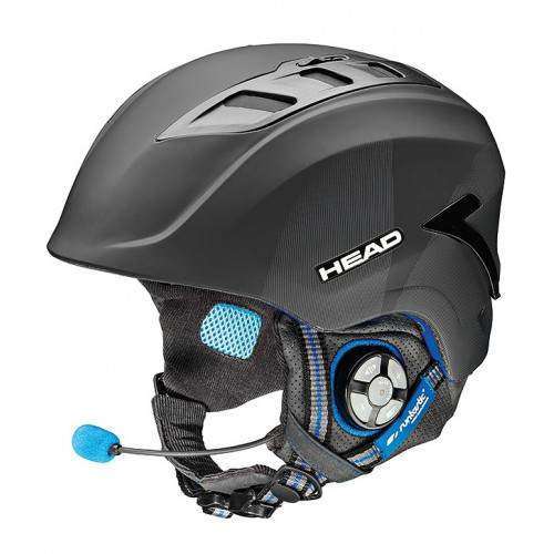 CASQUE DE SKI HEAD SENSOR BT RUNTASTIC