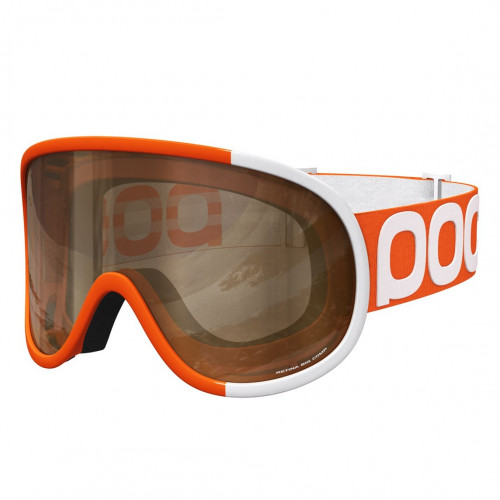 MASQUE DE SKI POC RETINA BIG COMP ZINK ORANGE