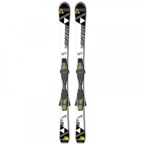 PACK SKI JUNIOR FISCHER RC4 SUPERIOR + FIXATIONS FISCHER FJ7 AC JUNIOR