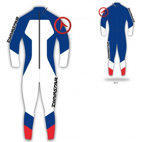 combinaison de ski competition dynastar giant suit. Black Bedroom Furniture Sets. Home Design Ideas