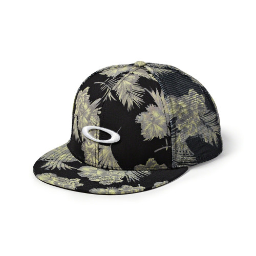 CASQUETTE OAKLEY MESH SUBLIMATED HAT JET BALCK