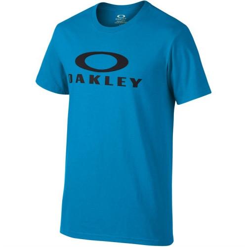 T-SHIRT HOMME OAKLEY PINNACLE TEE PACIFIC BLUE