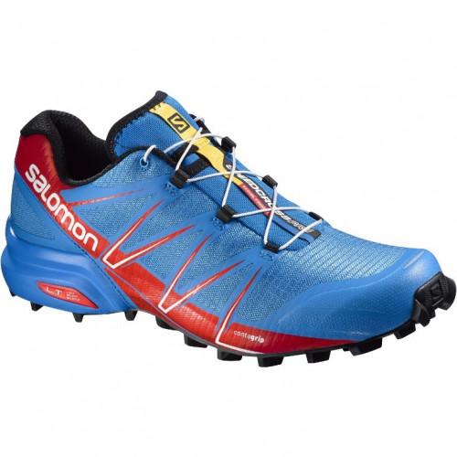 Chaussures De Trail Salomon Speedcross Pro Bright Blue