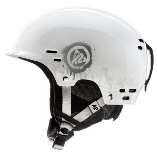 CASQUE DE SKI K2 THRIVE WHITE