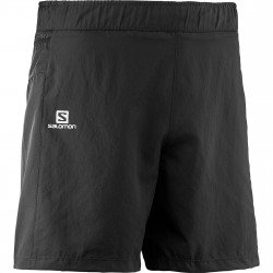 SHORT HOMME SALOMON TRAIL RUNNER BLACK