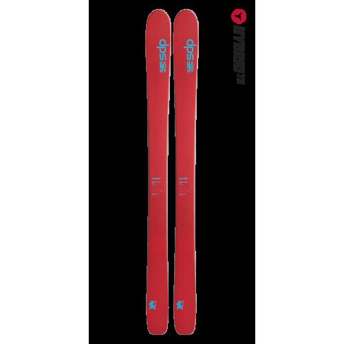 SKI DPS HYBRID T2 WAILER 105