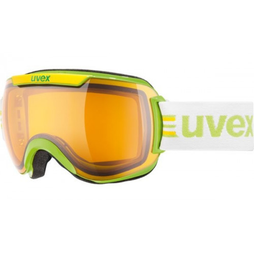 MASQUE DE SKI UVEX DOWNHILL 200 RACE - WHITE BLACK