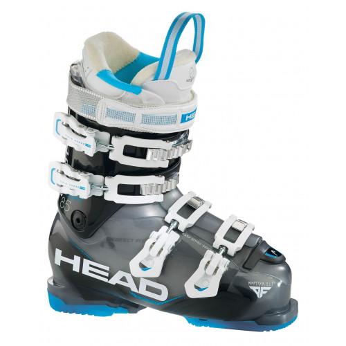CHAUSSURE DE SKI HEAD ADAPT EDGE 85 W ANT/DARK BLUE