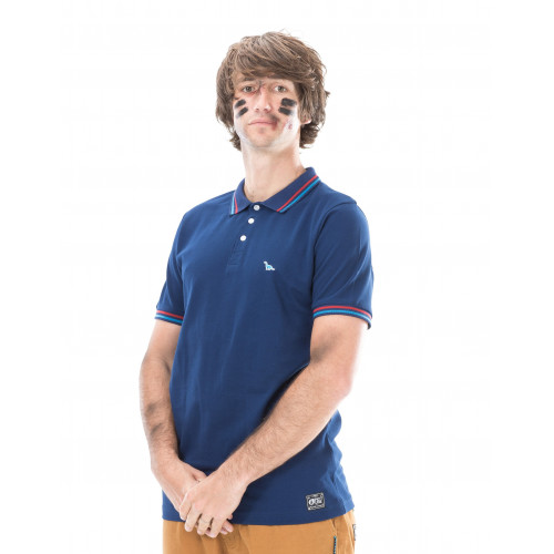 POLO PICTURE DENVER DARK BLUE