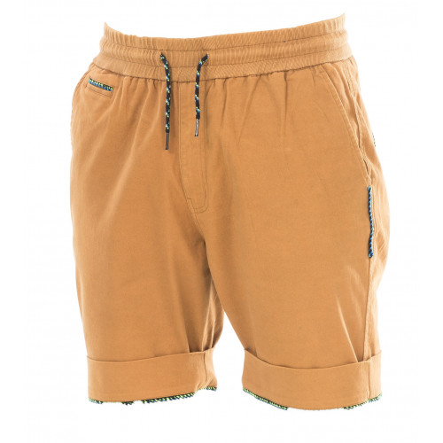 SHORT PICTURE ORGANIC KNOW BROWN