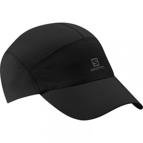 CASQUETTE SALOMON CAP WATERPROOF BLACK