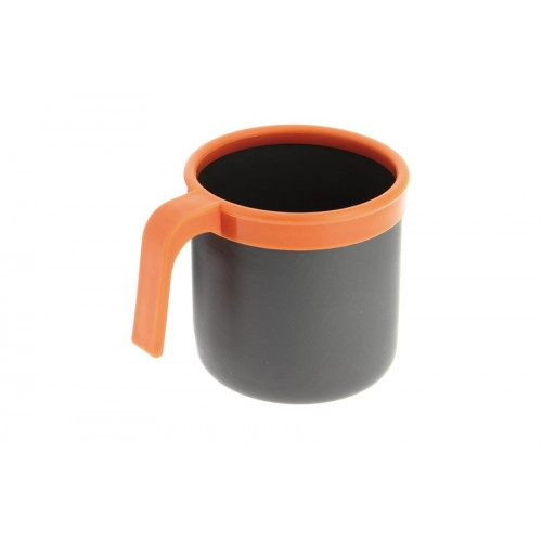 MUG ALUMINIUM 400ML ELEMENTERRE MUGGY ORANGE