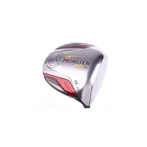 CLUB DE GOLF CLEVELAND DRIVER XLS MONSTER STD 9.5 GOLD R DROITIER