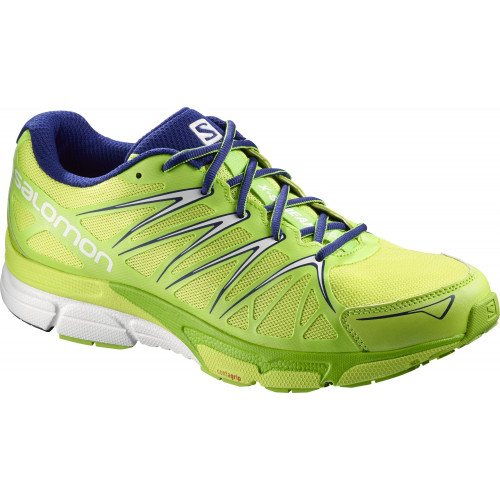 CHAUSSURES RUNNING SALOMON X-SCREAM FOIL GEKO GREEN