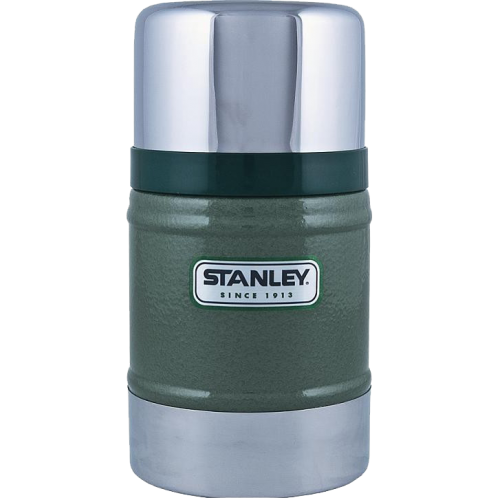 BOUTEILLE ISOTHERME ALIMENTAIRE STANLEY 0,5L
