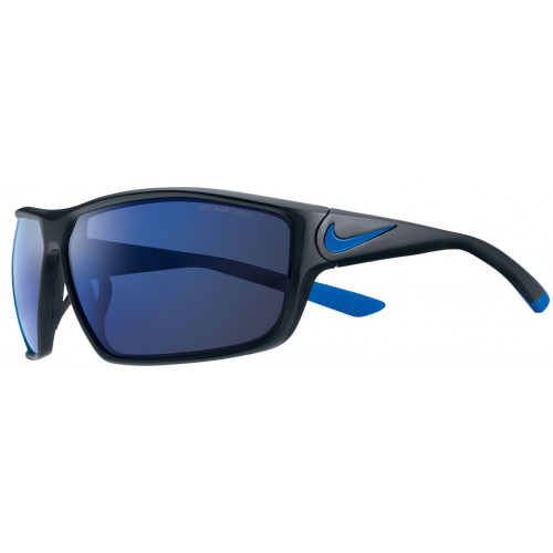 NIKE IGNITION MATTE BLACK GAME ROYAL GREY BLUE NIGHT FLASH LENS