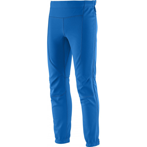 PANTALON SOFTSHELL SALOMON MOMEMTUM FZ JR BLACK
