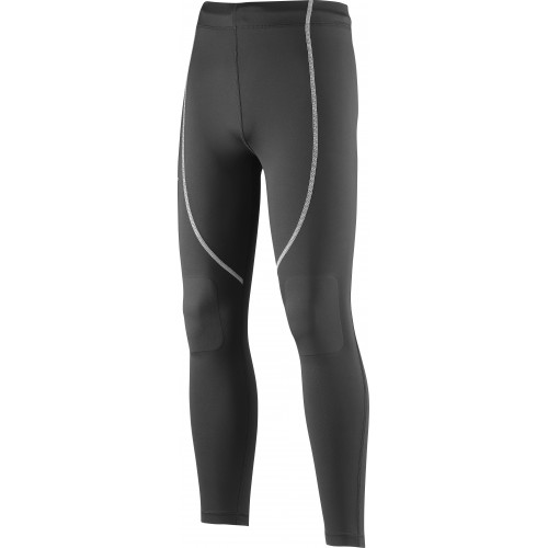 COLLANT SALOMON RACE TIGHT JR BLACK