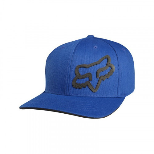 CASQUETTE FOX SIGNATURE FLEXFIT HAT BLUE