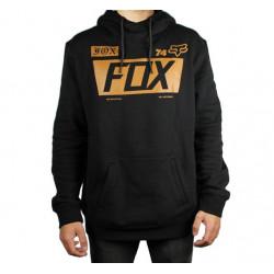 SWEAT FOX UNION PULLOVER FLEECE BLK