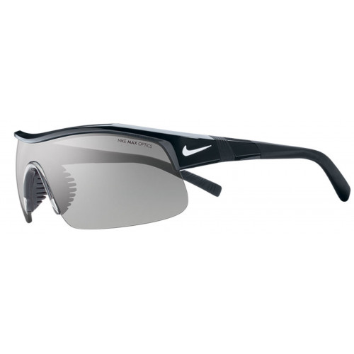 LUNETTES DE SOLEIL NIKE SHOW X1 BLACK GREY ORANGE BLAZE LENS