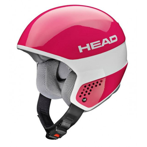 CASQUE DE SKI FEMME HEAD STIVOT RACE CARBON PINK
