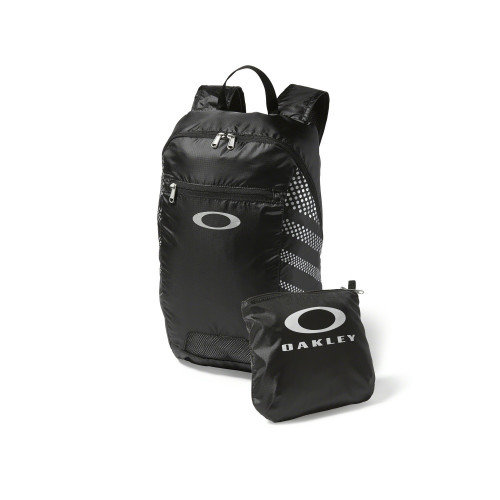SAC A DOS OAKLEY PACKABLE BACKPACK JET BLACK