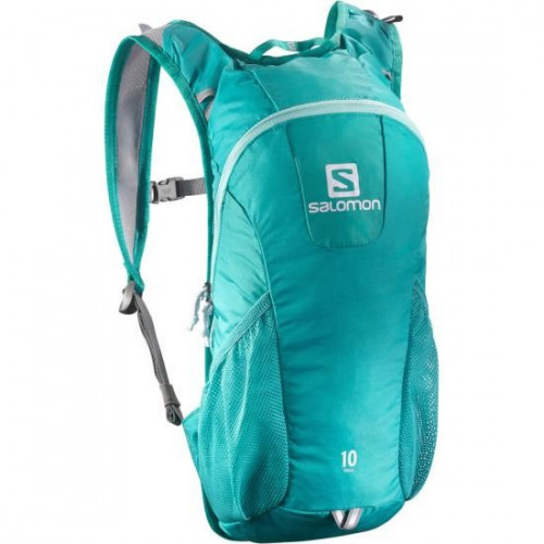 SAC A DOS SALOMON TRAIL 10L TEAL BLUE