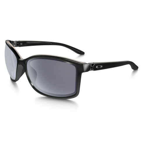 LUNETTES DE SOLEIL OAKLEY STEP UP POL BLACK GREY