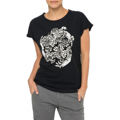 T-SHIRT O'NEILL GRAPHIC NOIR