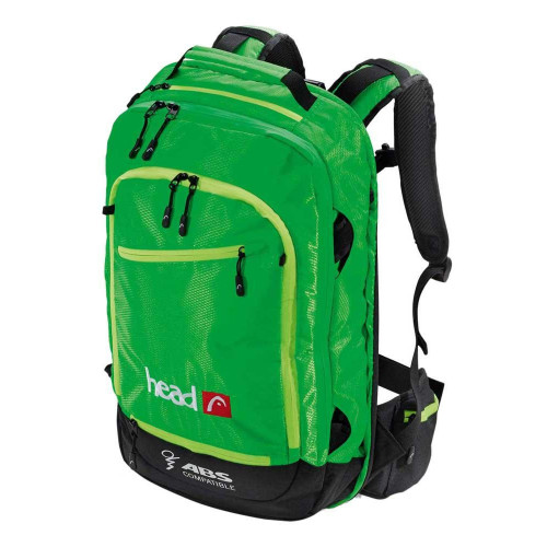SAC A DOS FREERIDE BACKPACK HEAD VERT FLUO