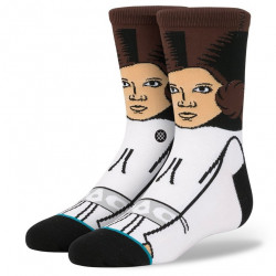 CHAUSSETTES STANCE LEIA WHITE