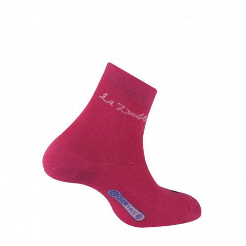SOCQUETTE THYO CLUB DOUBLE FUSCHIA
