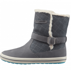 BOTTES HELLY HANSEN ALEXANDRA CHARCOAL