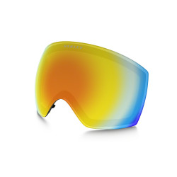 ECRAN DE REMPLACEMENT OAKLEY FLIGHT DECK FIRE IRIDIUM