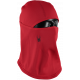 CAGOULE SPYDER SHIELD FLEECE PIVOT RED / BLACK