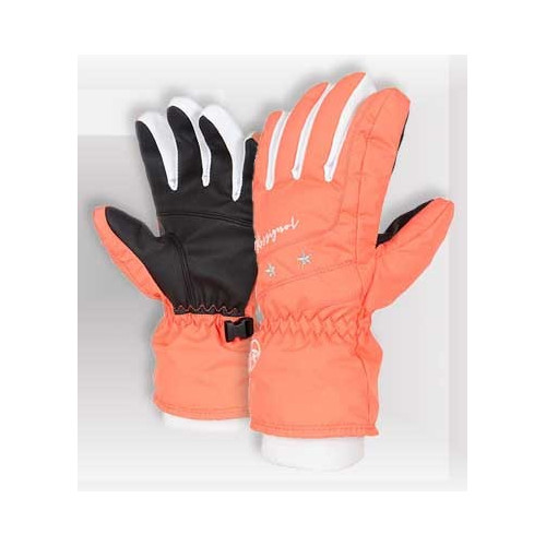 GANTS DE SKI ROSSIGNOL JR GYNA LIGHT CORAL