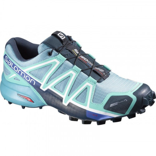 CHAUSSURES TRAIL SALOMON SPEEDCROSS 4 CS W BLUE