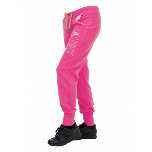 JOGGING PICTURE ORGANIC PEEL NEON PINK