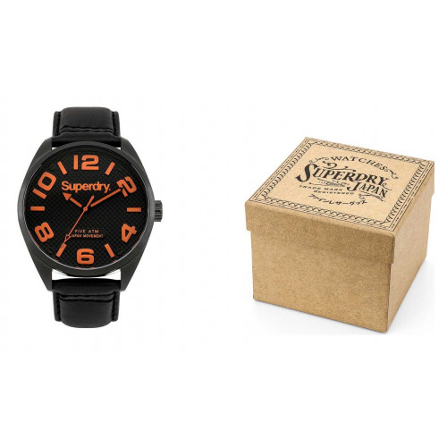 MONTRE SUPERDRY MILITARY NOIR