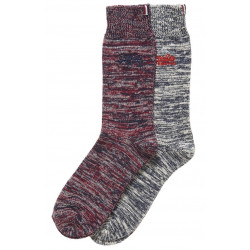 CHAUSSETTES SUPERDRY BIG DRY HIKER SOCK DOUBLE PACK
